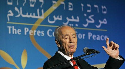 Israel Obit Peres