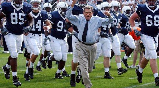 Penn State Paterno Football