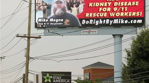 Ground Zero Workers Billboards