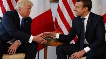 Belgium France Trump