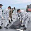 Malaysia US Navy Ship Collision