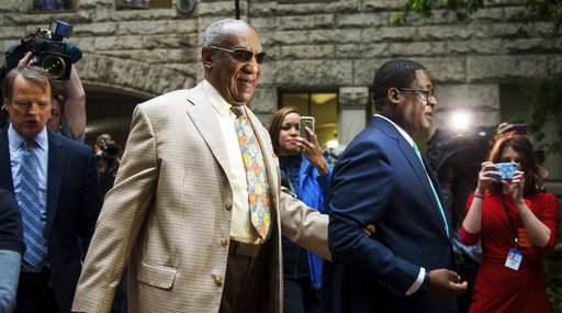Bill Cosby Jury Selection