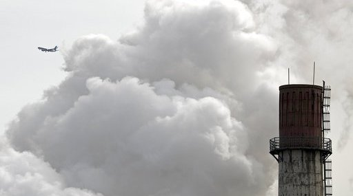 Climate Talks Carbon Levels