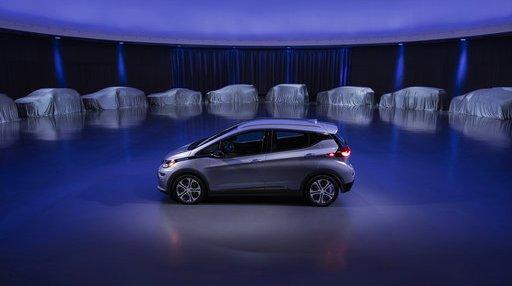 General Motors-More Electrics
