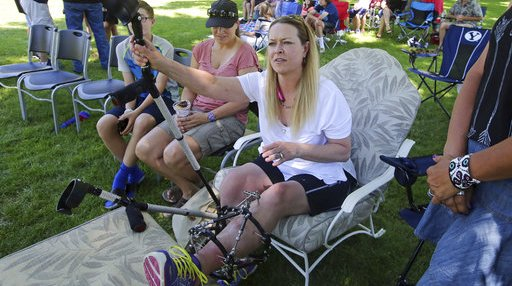 Britain Attack Utah Victims Concert