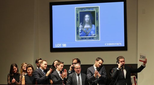 Leonardo Auction