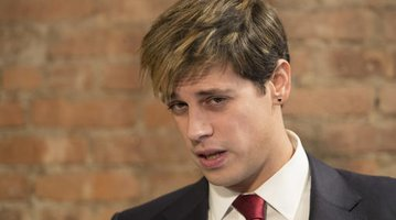 Yiannopoulos resigns