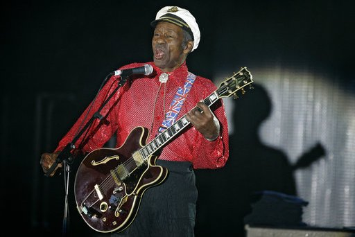 Obit Chuck Berry