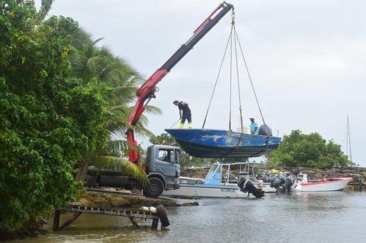 Guadeloupe Hurricane Maria