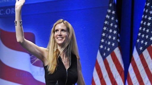 Berkeley Ann Coulter Canceled