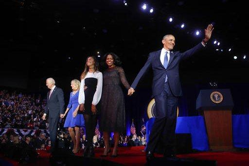 Obama Farewell Twitter