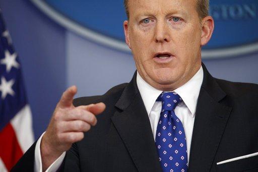 White House Spokesman Absent