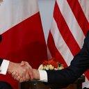 Trump Body Language