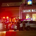APTOPIX Mall Shooting Burlington