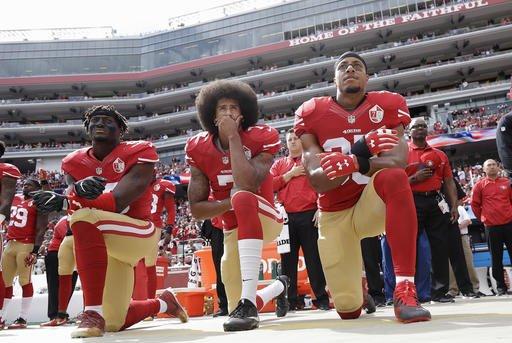 Poll Anthem Protest