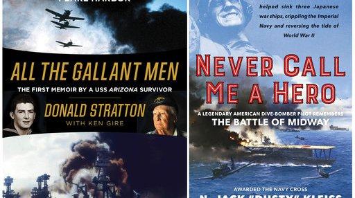 Books-WWII Memoirs