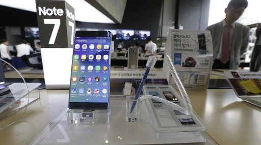 South Korea Samsung Battery Fires