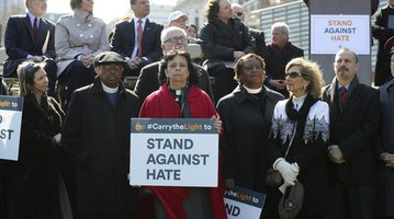 Stand Against Hate Rally