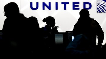 United Passenger Removed