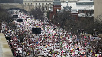 APTOPIX Trump Inauguration Protests