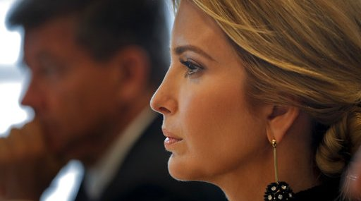 United Nations General Assembly Ivanka Trump