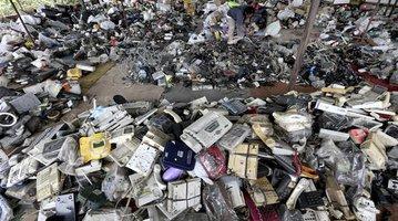 Indonesia Asia Electronic Waste