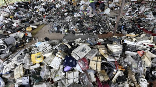 Indonesia Asia Electronic Waste
