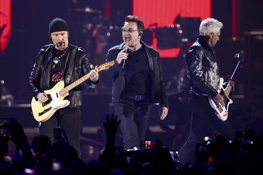 Music U2 Stadium Tour