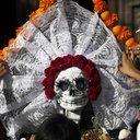APTOPIX Mexico Day of the Dead