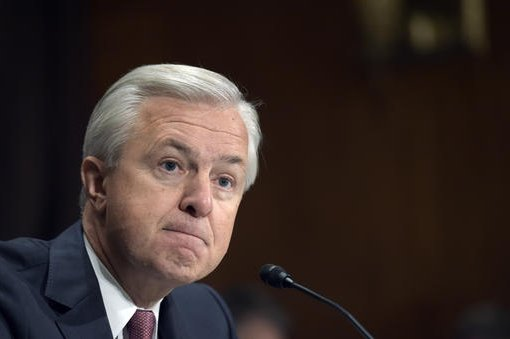 Wells Fargo-CEO