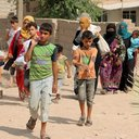 MIDEAST-CRISIS-SYRIA-DISPLACED
