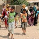 MIDEAST-CRISIS-SYRIA-DISPLACED
