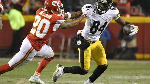 APTOPIX Steelers Chiefs Football
