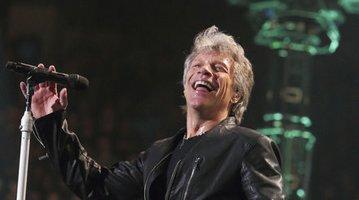 Bon Jovi Sore Throat