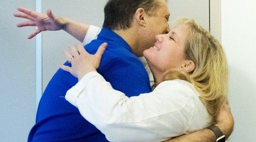 Doctor Donates Kidney