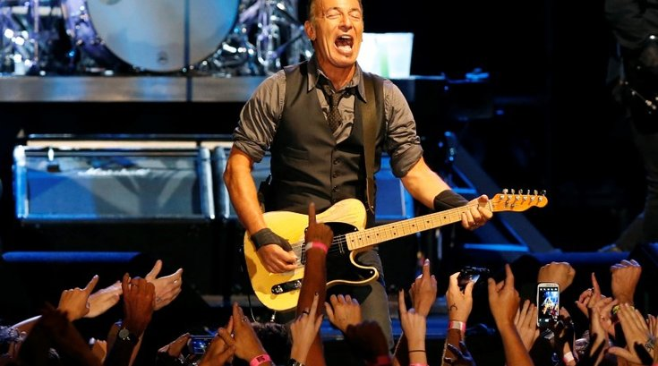 MUSIC-US-NEW-JERSEY-SPRINGSTEEN