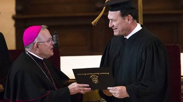 Supreme Court Alito Graduation