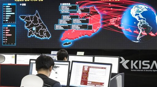 North Korea WannaCry Cyberattack