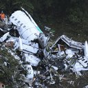 APTOPIX Colombia Air Crash
