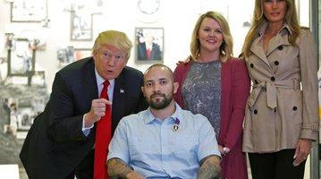 Trump Walter Reed