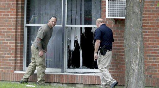 Minnesota Mosque Explosion