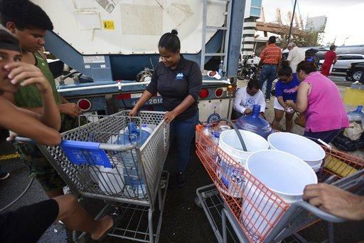 Puerto Rico Hurricane Maria