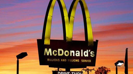 McDonald's Shamrock Drinks
