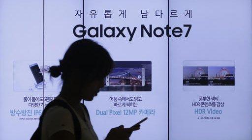 Samsung Galaxy-Airline Passengers