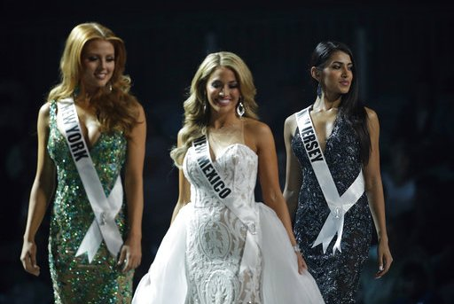 Miss USA Immigrants