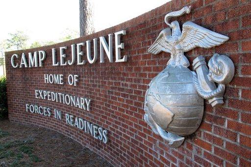 Army Depot-Marines Killed