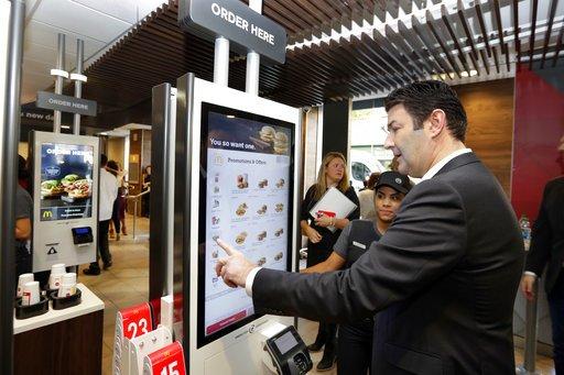McDonalds-Mobile Ordering