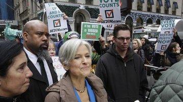 Jill Stein Election Recount