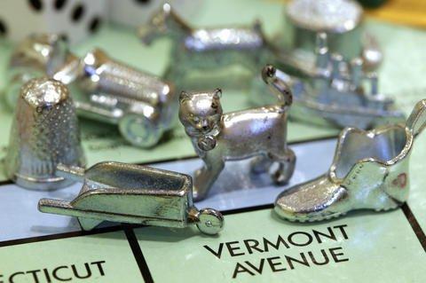 Monopoly No Thimble