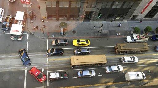 San Francisco Power Outage